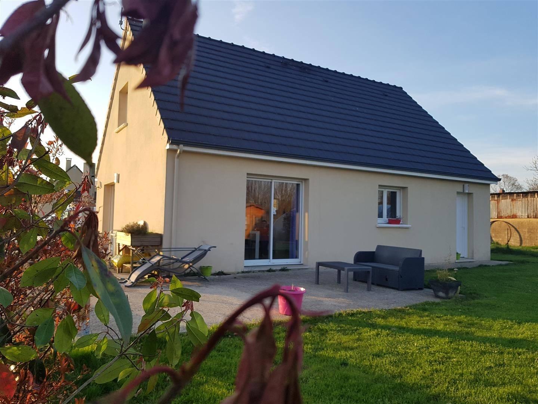 à vendre, maison 3 chambres + garage secteur saint romain de colbosc (76430)