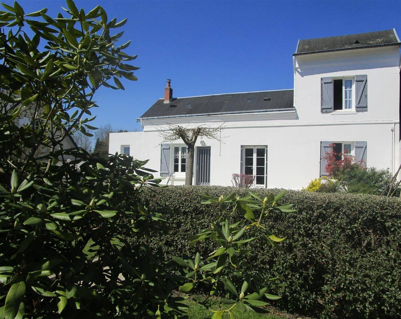 maison avec vie de plain-pied et jardin en vente secteur epouville (76133)
