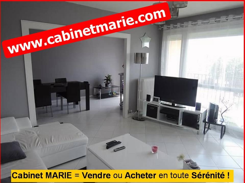 Ventes vendre appartement avec balcon t3 f3 bienplac for Deco appartement 27m2