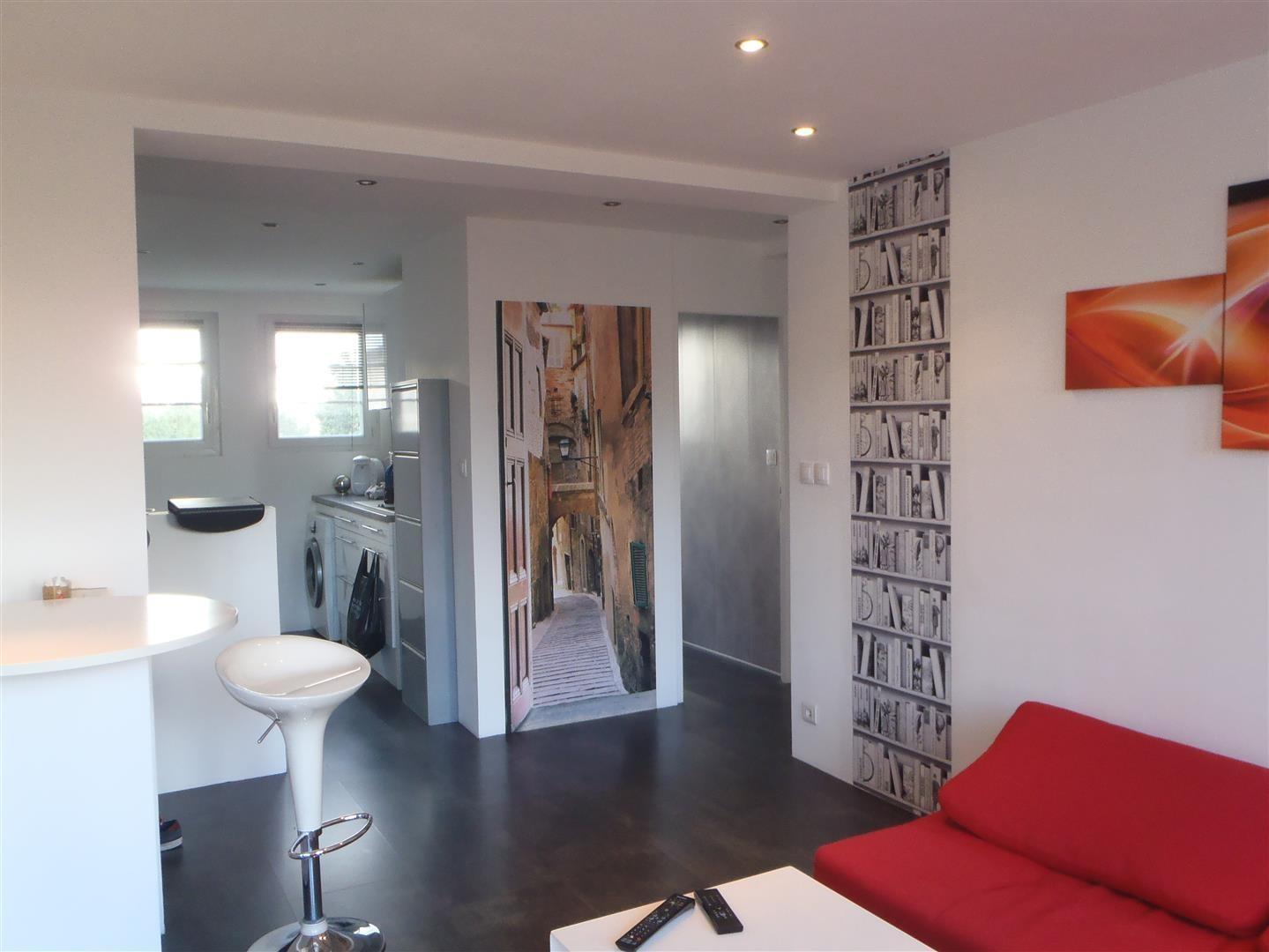 Vendre appartement d co actuelle t4 au havre 76610 for Deco actuelle salon