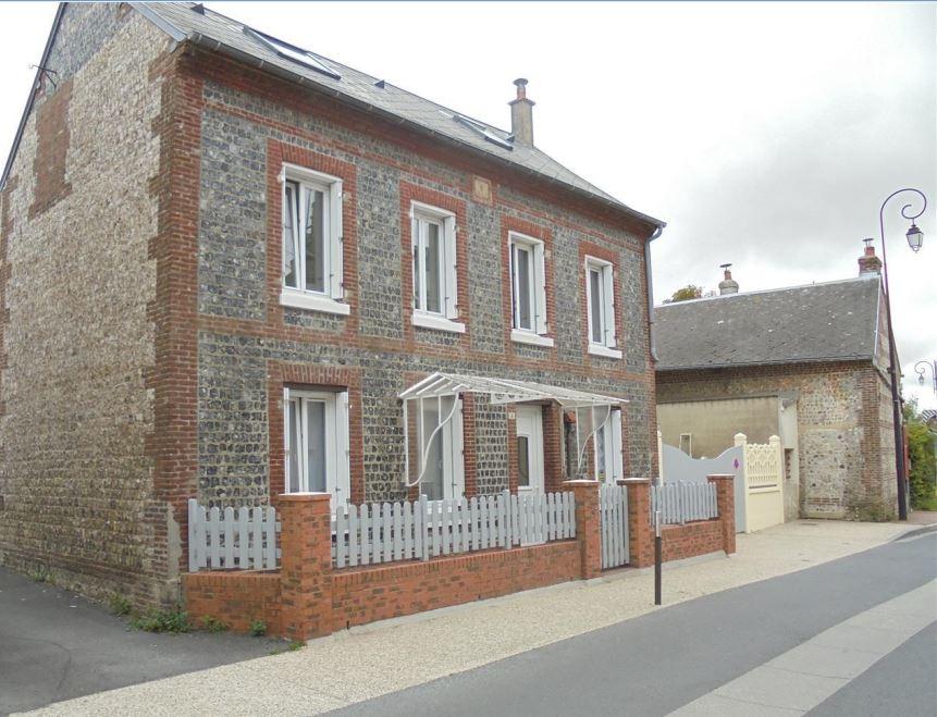 ventes 192 vendre maison de caract 200 re t4 f4 224 jouin bruneval 76280 immobilier 224