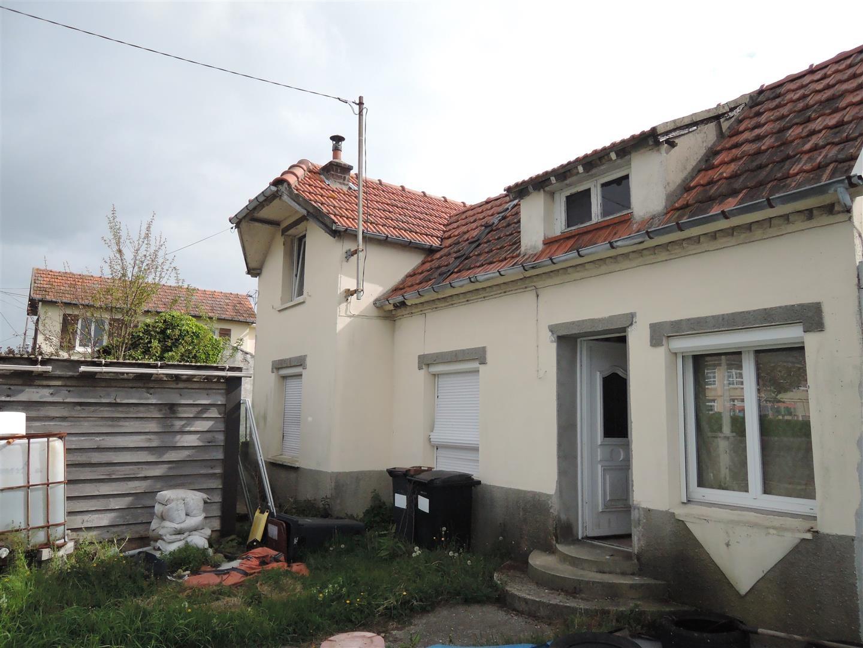 Ventes maison r nover agrandissement t2 f2 en vente for Agrandissement maison 93
