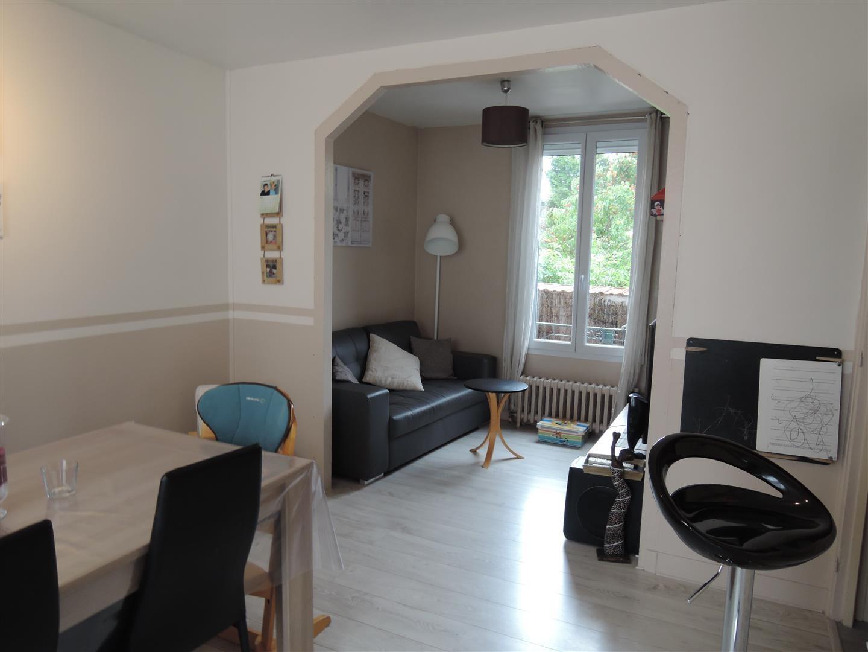 prix attractif plain pied sur sous sol complet t4 au havre 76600 centre cabinet marie. Black Bedroom Furniture Sets. Home Design Ideas