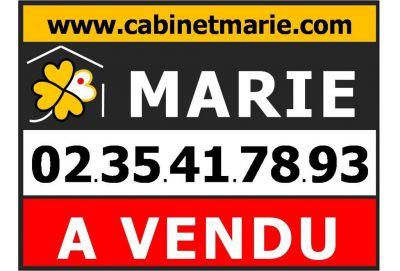 Vendu ! JOLIE MAISON de VILLE avec COUR + GARAGE à GOURNAY - CENTRE (76700)