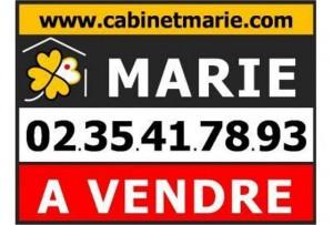 À vendre, MAISON DE CARACTÈRE T5 à LE HAVRE - SANVIC ÉGLISE (76620)